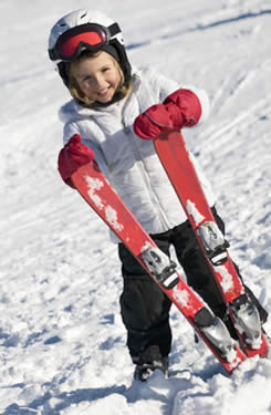 Von dort bringt sie der gratis skibus nach annaberg in die skiregion